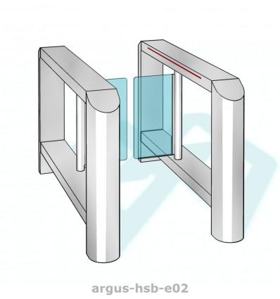 Сенсорные барьеры и проходы Argus HSB, HSG